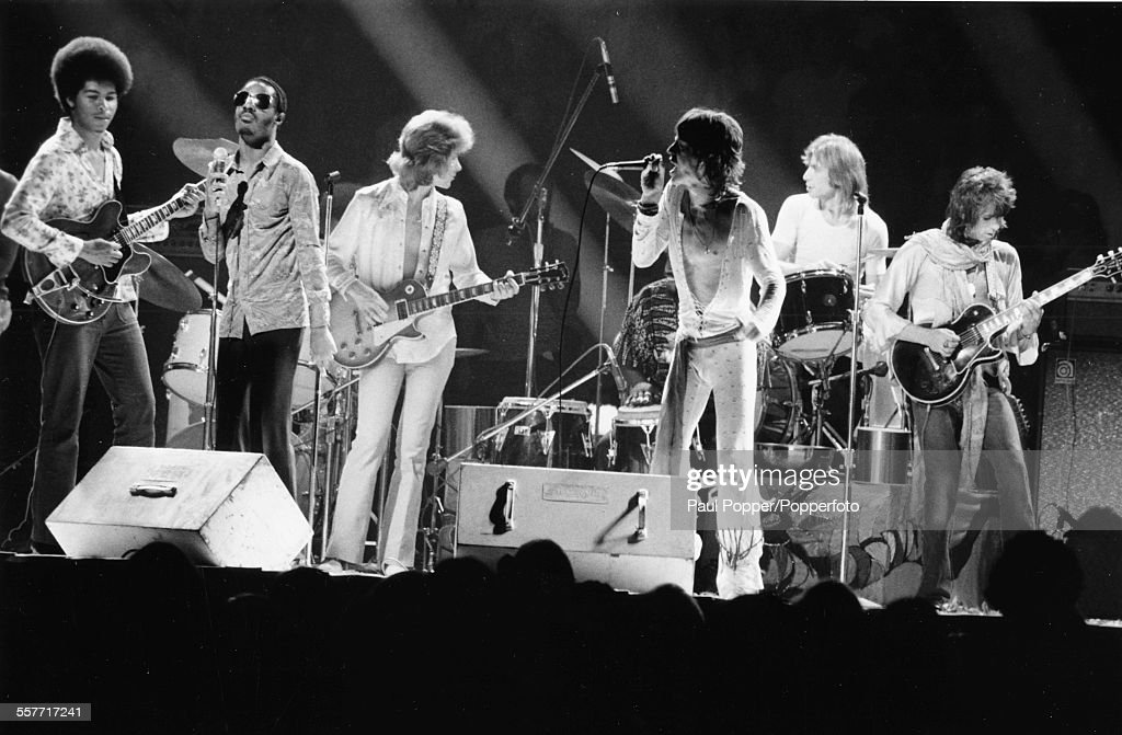The rolling stones pictures getty images the rolling stones perform live on stage with stevie wonder at madison square gardens new workwithnaturefo