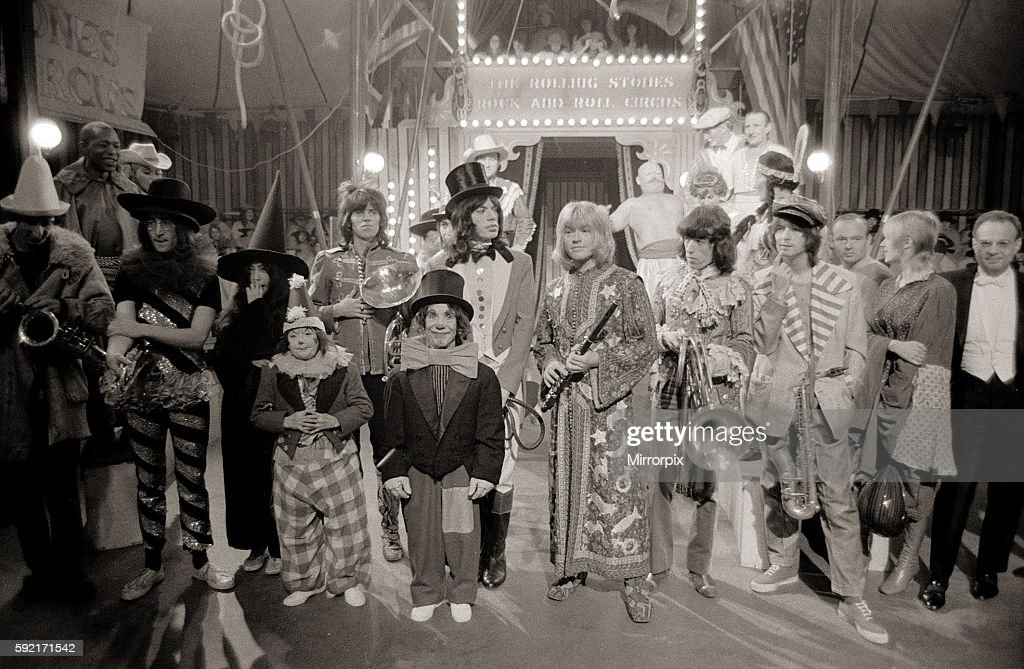 The Rolling Stones Rock 'n' Roll Circus TV Special