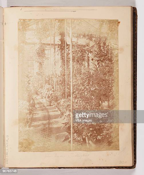 The romantic landscape of the Penllergare estate was created in the 1830s-1840s by John Dillwyn Llewelyn . Llewelyn had an orchid house on the estate...