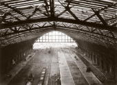 The roof of the train shed at st pancras designed by william henry picture id90745774?s=170x170