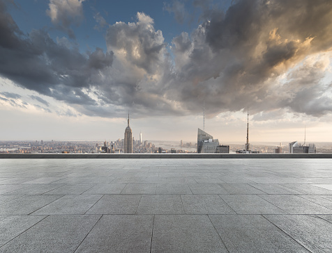 The roof viewing platform - gettyimageskorea