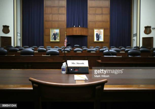 The room is set for today's joint House Judiciary Committee and House Oversight and Government Reform Committee that will be hearing testimony from...