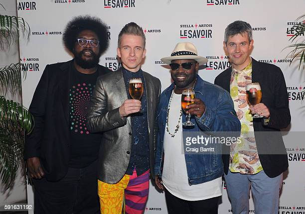 The Roots and Culinary wizards Bompas Parr join Stella Artois to close out an unforgettable season of hosting at Le Savoir a multisensorial dinner...