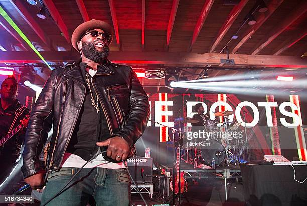 The Roots brought their legendary Jam Sessions to SXSW for the first time during an exclusive performance at the Bud Light Factory during the Bud...