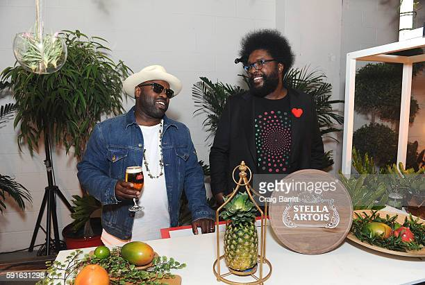 The Roots join Stella Artois to close out an unforgettable season of hosting at Le Savoir a multisensorial dinner theater experience on August 17...
