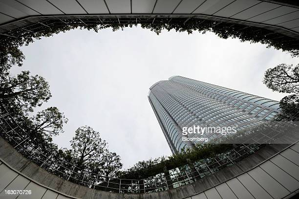 The Roppongi Hills Mori Tower operated by Mori Building Co stands in Tokyo Japan on Friday March 1 2013 Mori Building Co Japan's biggest closely held...