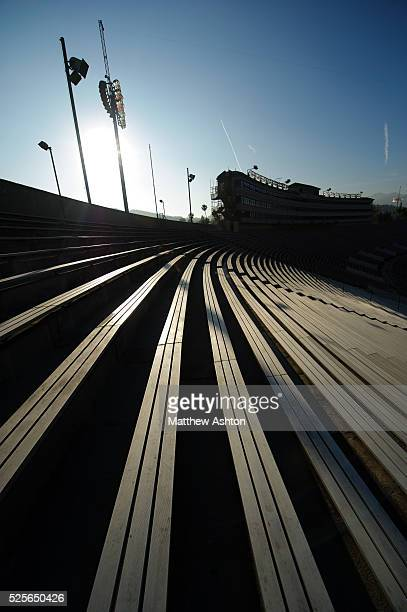 The Rose Bowl Stadium in Pasadena California Los Angeles County It hosted events during the 1932 and 1984 Olympics and was the venue for the 1994...