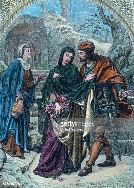 The Rose Miracle of St Elizabeth of Thuringia.