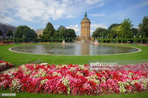 The Rosengarten in Mannheim