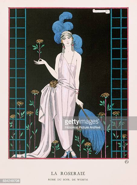 The Rosery by George Barbier