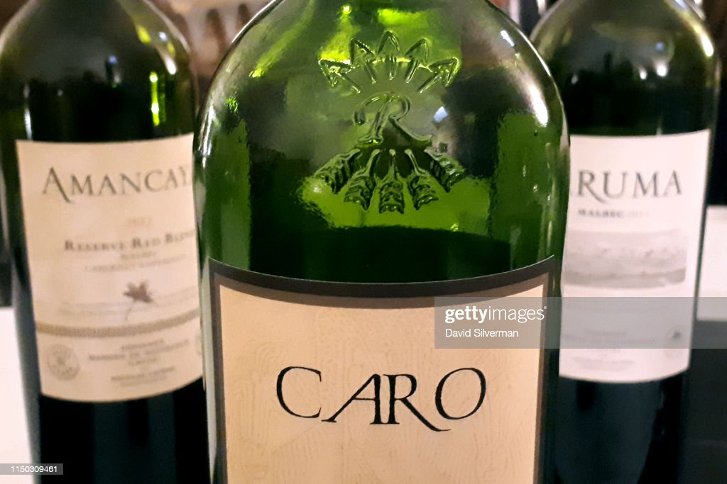 ARG: Iconic Wineries Of Mendoza