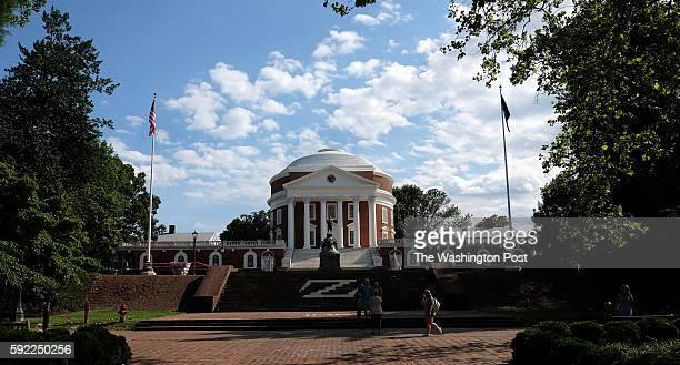 The Rotunda at the University of Virginia Friday June 10 2016