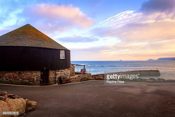 CONTENT] The Roundhouse Capston Net Loft at Sennen Cove Sennen Cornwall England
