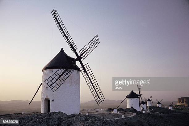 The Route of Don Quijote Windmills of Consuegra Toledo The Route of Don Quijote travels the places characterized by Cervantes in its novel Don...