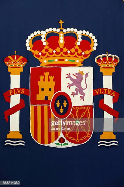 The Royal Andalusian School of Equestrian Art. Blazon