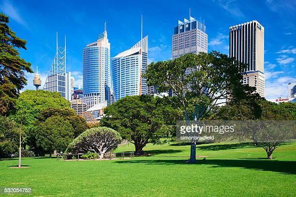 The Royal Botanic Gardens Of Sydney