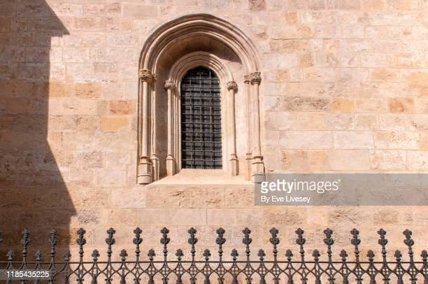 the royal chapel (capilla real) - granada - renacimiento fotografías e imágenes de stock
