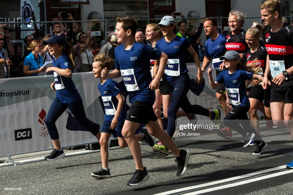 Royal Run In Copenhagen