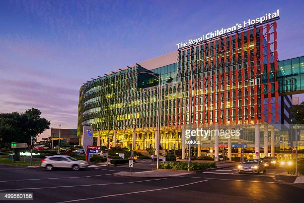 the royal children's hospital - royal stock photos and pictures