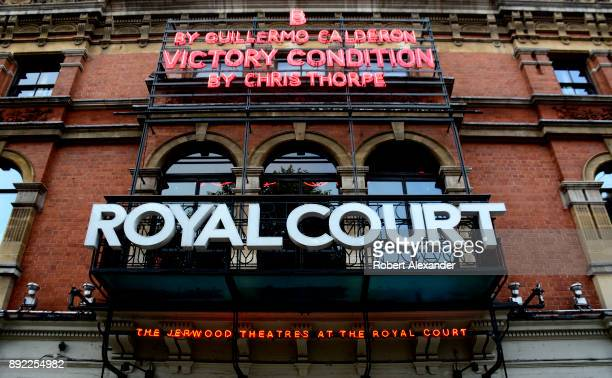 The Royal Court Theatre is a noncommercial theatre on Sloane Square in London England Founded in 1870 the present building first presented stage...