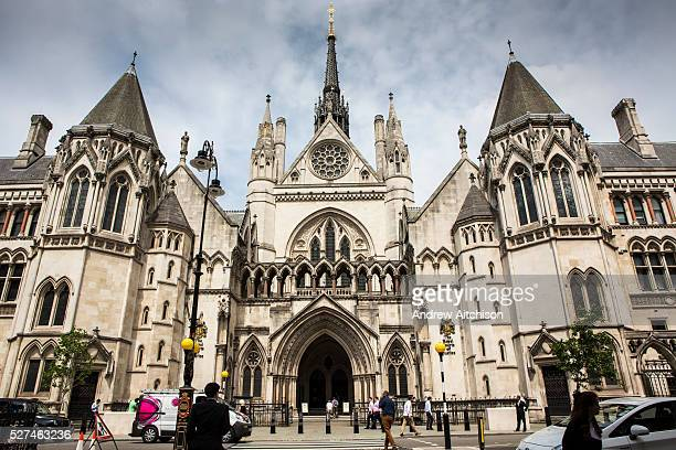 The Royal Courts of Justice commonly called the Law Courts is a court building in London which houses both the High Court and Court of Appeal of...