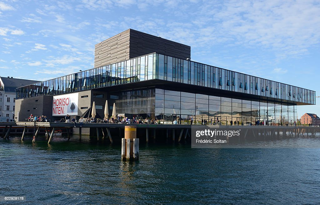 The Royal Danish Playhouse is the national centre of dramatic art, tailored in every detail for top-level theatre productions - canal - Copenhagen, Denmark.