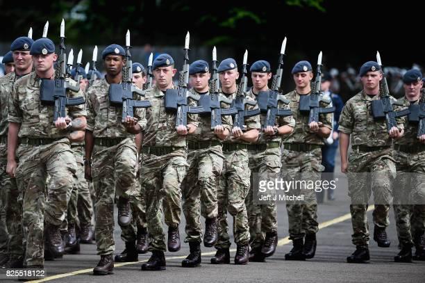 30 Top Royal Edinburgh Military Tattoo Cast Rehearsal