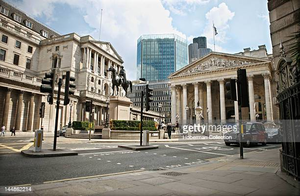 The Royal Exchange Building London