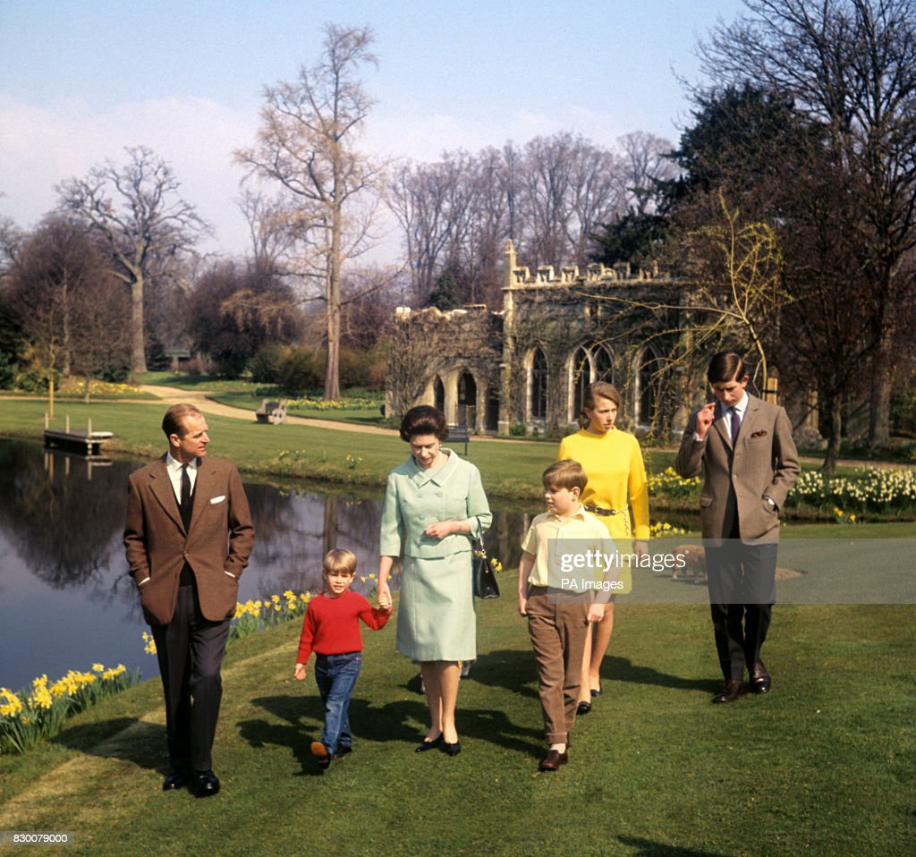 Royalty - Royal Family - Frogmore House, Windsor : News Photo