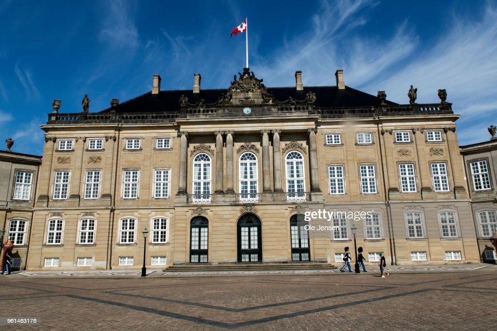 Crown Prince Frederik Of Denmark Celebrates His 50th Birthday