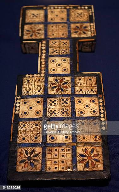 The Royal Game of Ur also known as the Game of Twenty Squares refers to an ancient game represented by two game boards found in the Royal Tombs of Ur...