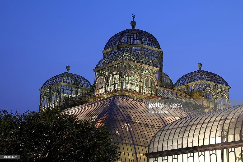 The Royal greenhouses of Laeken : Nieuwsfoto's