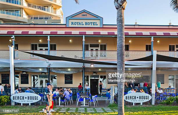The Royal Hotel.