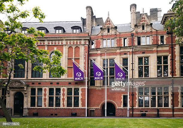 The Royal Institution of Chartered Surveyors, London