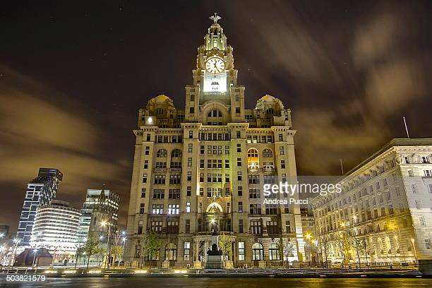 CONTENT] The Royal Liver Building is one of the most recognisable landmarks in the city of Liverpool Opened in 1911 the building is the purposebuilt...