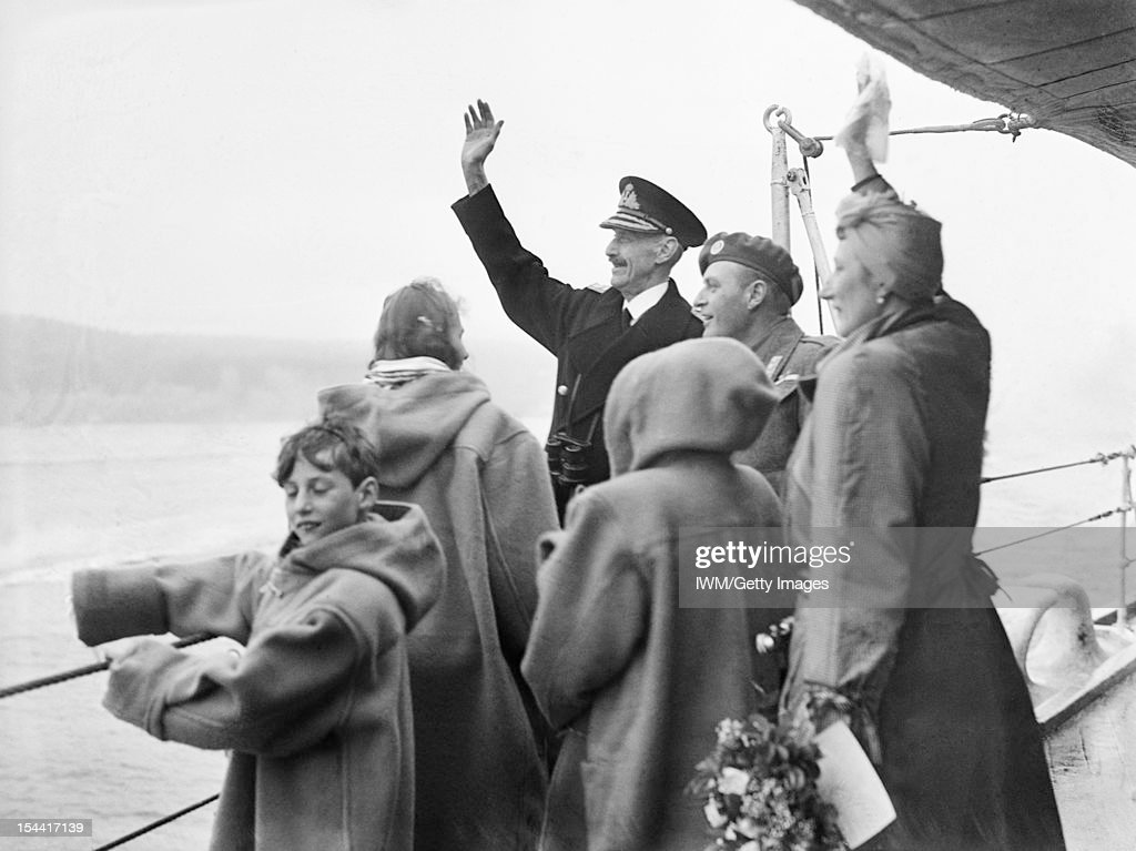 The Royal Navy During The Second World War : News Photo