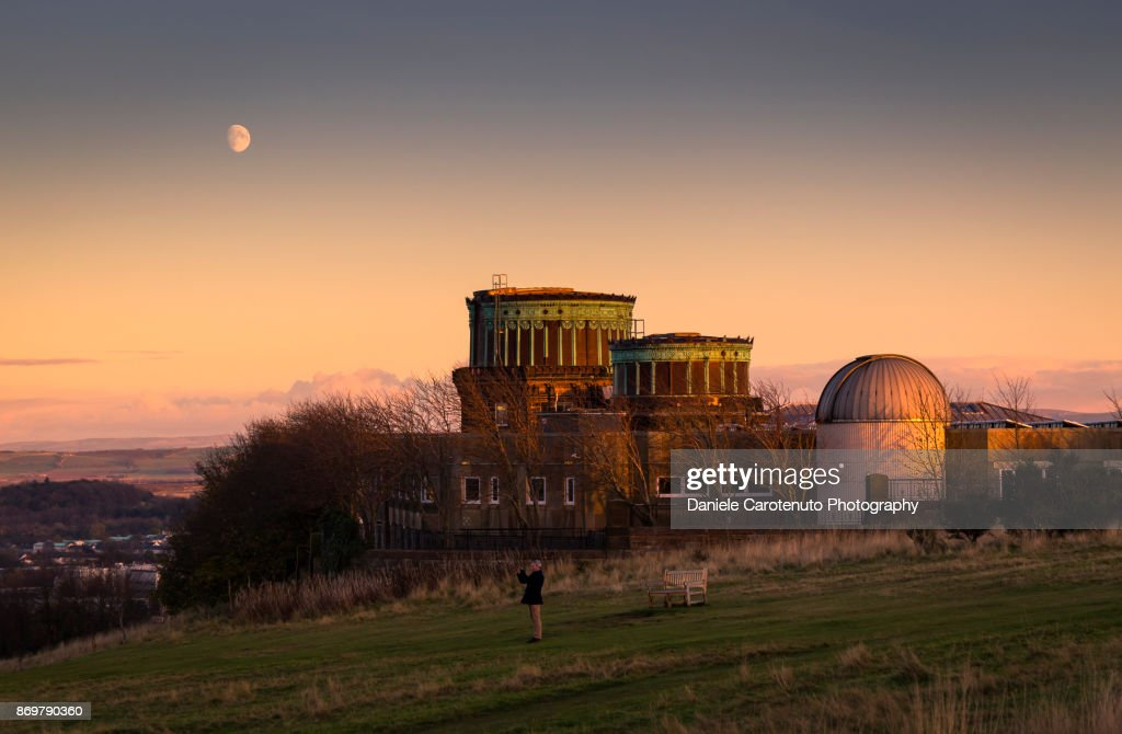 The Royal Observatory : Stock Photo