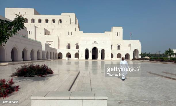 The Royal Opera House Muscat on March 25 in Muscat Oman The Royal Opera House Muscat is Oman's premier venue for musical arts and culture