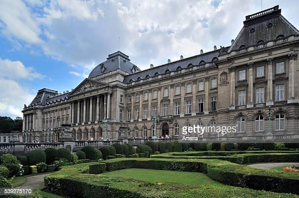 The Royal Palace of Brussels / Koninklijk Paleis van Brussel Belgium