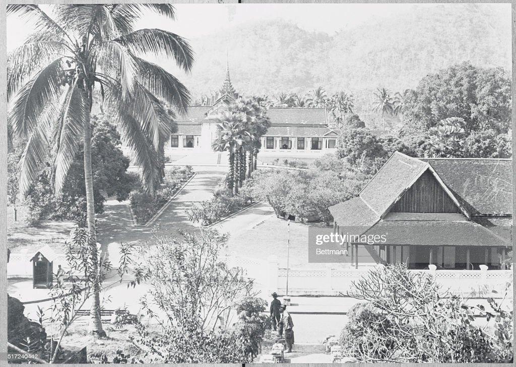Laotian Royal Palace : Foto jornalística