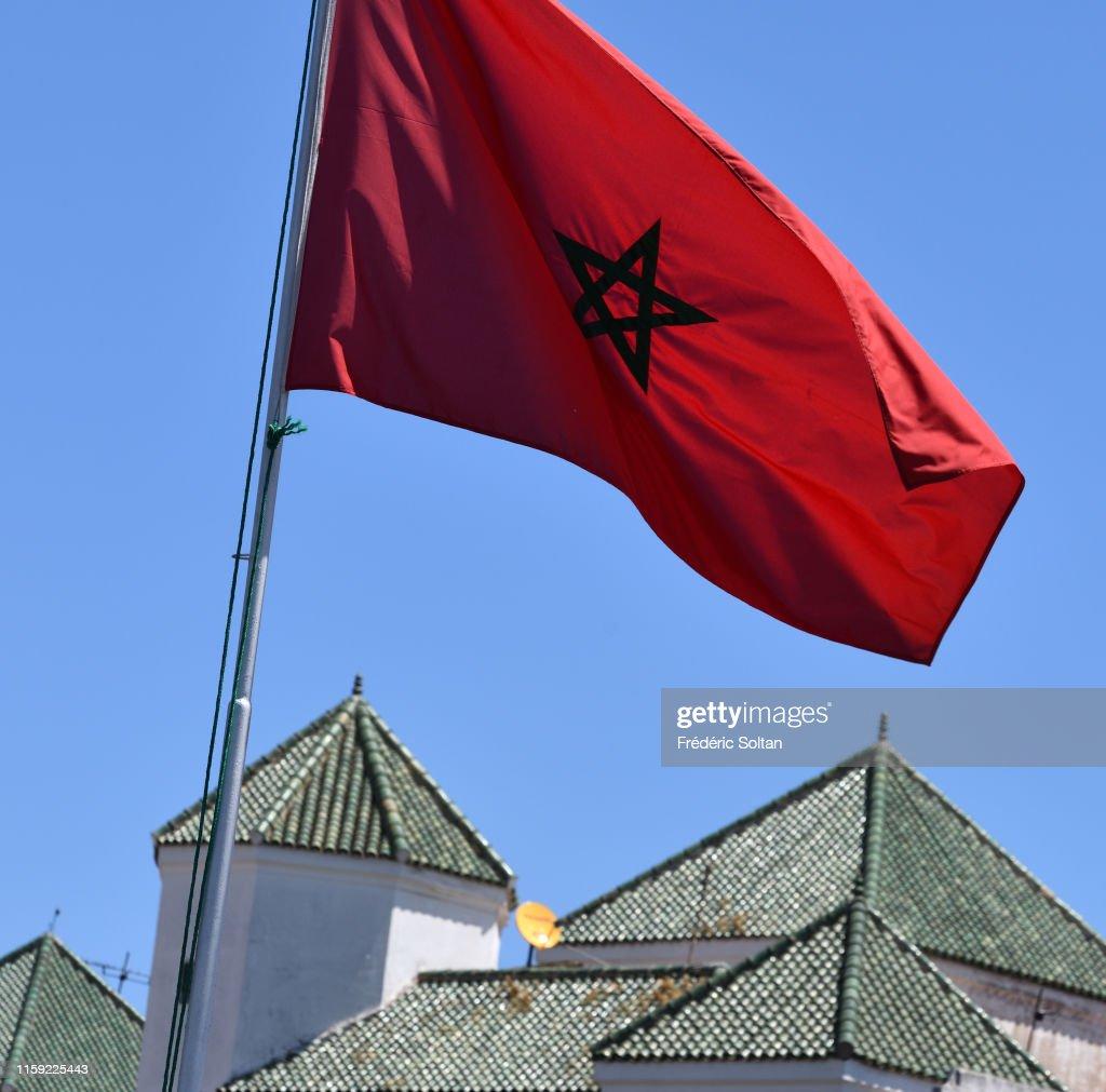 Morocco : Illustration : Nieuwsfoto's