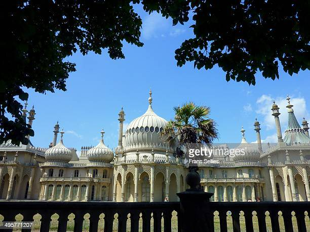 CONTENT] The Royal Pavilion former royal residence in Brighton England United Kingdom