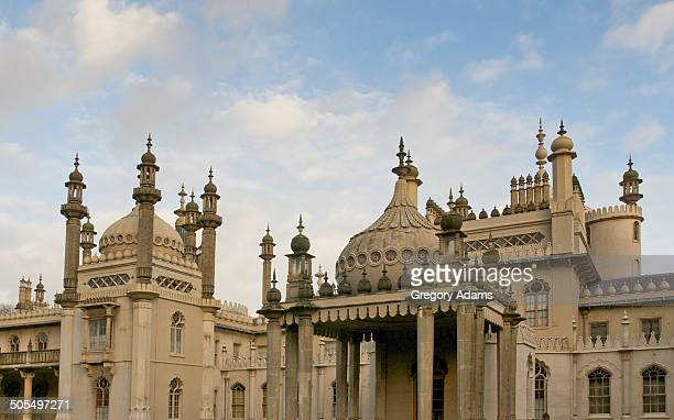 CONTENT] The Royal Pavilion in Brighton England was the seaside retreat/pleasure palace of The Prince of Wales who later became George IV