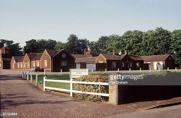 The Royal Stud At Sandringham Norfolk