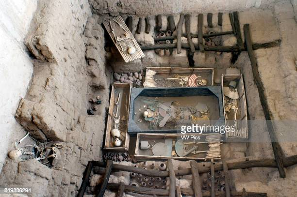 The Royal Tombs of the Lord of Sipan Huaca Rajada Lambayeque Chiclayo Peru