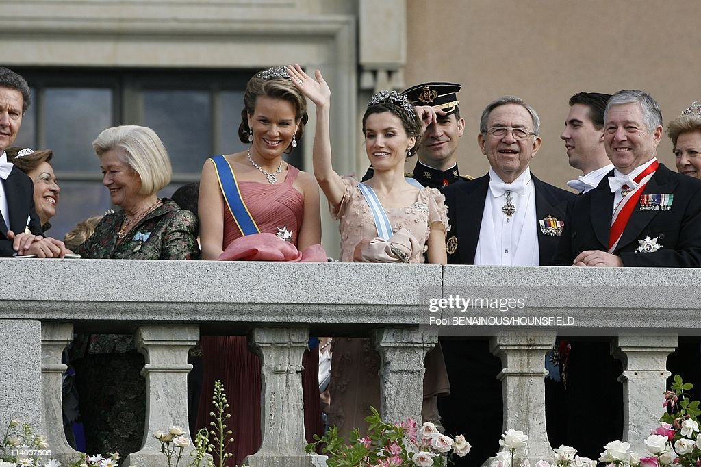 The Royal Wedding between HRH Princess Victoria and Daniel Westling In Stockholm, Sweden On June 19, 2010- : News Photo