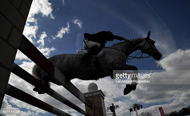The Royal Windsor Horse Show Windsor Great Park UK The Alltech Royal Windsor GP show jumping