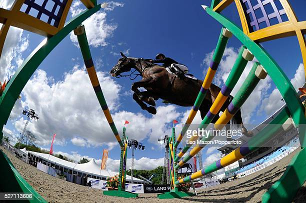 The Royal Windsor Horse Show Windsor Great Park UK The Martin Collins Stakes