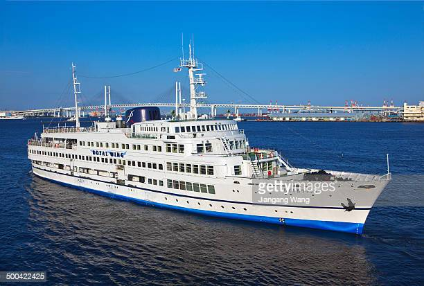 The Royal Wing, a large scale cruise ship, is the only entertainment and restaurant ship in Japan. On its decks you can enjoy spectacular views of...
