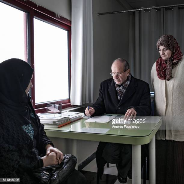 The rst visit in 'u201cAlBasma'u201d hospital This is the story of Palestinian prisoners'u2019 wives who have turned to sperm smuggling in order to...